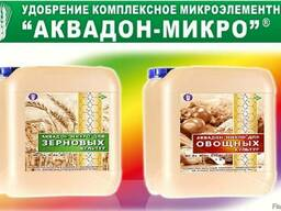 Удобрение для зерновых культур и картофеля (с доставкой)