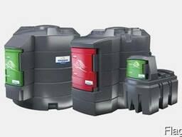 """Мини АЗС для дизельного топлива """"FuelMaster"""" 5000L"""
