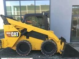 Мини-погрузчик Caterpillar 262D, 2015г. в.