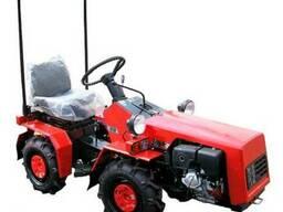 Минитрактор МТЗ Беларус 132Н (двигатель Honda) 4x4WD