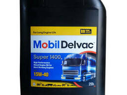 Mobil Delvac Super 1400 15W-40