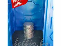 Мобильная туалетная кабина ровный пол