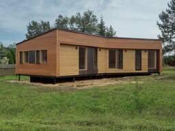 Модульный дом в Беларуси