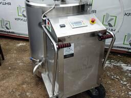 Молочное такси 250 литров с приводом, 4 колеса (МТВТ-250)