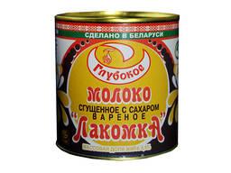 """Молоко сгущенное вареное с сахаром """"Лакомка"""", 8, 5%, Глубокое"""