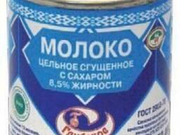Молоко сгущенное ж\б 380гр