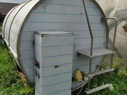 Молокоохладительная установка 4 м3