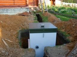 Монтаж, сервисное обслуживание автономной канализации