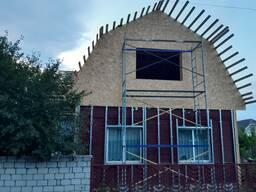 Монтаж сложных и простых крыш под ключ