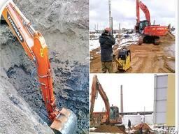Монтаж внутренних и наружных сетей водоснабжения и канализац