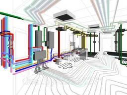 Монтаж внутренних инженерных систем зданий и сооружений