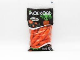 Морковь мая фасованная 1 кг