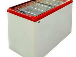 Морозильный ларь с плоским стеклом ЛНЗ-200П