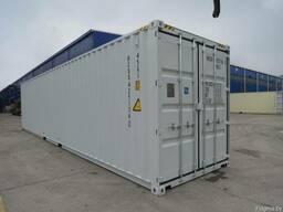 Морской контейнер High Cube 40 футов
