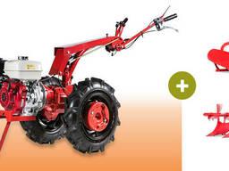 Мотоблок МТЗ Беларус 09Н Honda 9 л. с. + 2 подарка