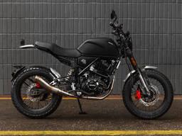 Мотоцикл Минск Scrambler SCR 250 Black