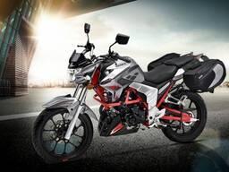 Мотоцикл Regulmoto Raptor 250