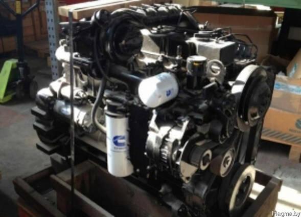 Мотор cummins c8.3