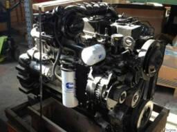 Мотор cummins c8. 3