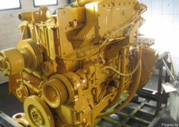 Мотор cummins n14