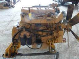 Мотор liebherr d914