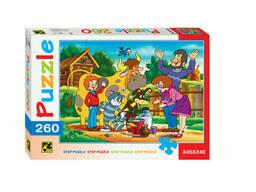 """Мозаика """"puzzle"""" 260 """"Простоквашино"""" С/м"""