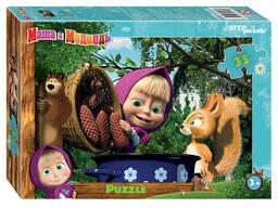 """Мозаика """"puzzle"""" 35 """"Маша и Медведь - 2"""" Анимаккорд"""