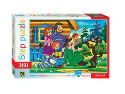 """Мозаика """"puzzle"""" 360 """"Простоквашино"""" С/м"""