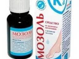 Мозоль Ка средство от мозолей и натоптышей с экстрактом. ..