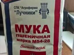 Мука М54-28 производства СПК «Агрофирма «Лучники»
