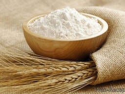 Мука пшеничная в/с фас. по 2 кг.