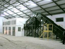 Мусоросортировочный комплекс 5000 - 100 000 т/год