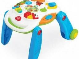 Музыкальный игровой столик 2-в-1 Weina 2137