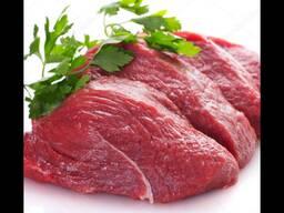 Мясные полуфабрикаты из говядины, свинины, курицы