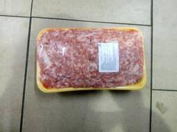 Мясные полуфабрикаты собственного производства.