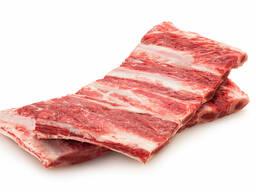 Мясо говядины(вырезка, рёбрышки, язык, сердце, печень). КРС