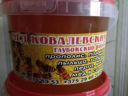 Мёд натуральный луговое разнотравье