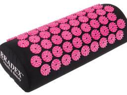 Набор акупунктурный «Нирвана» (валик, коврик, сумка) чёрный