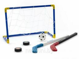 Набор детский для игры в хоккей Хоккейное Настроение