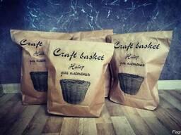 """Набор для плетения кашпо """"Craft basket"""""""