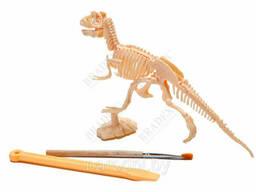 Набор для раскопок ЮНЫЙ Археолог тиранозавр