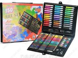 Набор для рисования ART Set 150 предметов в чемодане (Maximum complect)