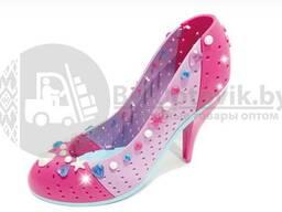 """Набор для творчества """"Укрась туфельки принцессы"""" с украшениями"""