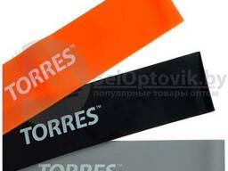 Набор эспандеров Torres фитнес резинки (25 см, 3 шт. )