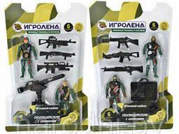 Набор игровой Полицейские с оружием