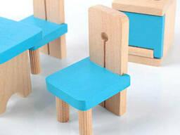 """Набор мебели деревянной """"Кухня"""""""