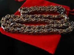 Набор «Steel Rage» (цепочка браслет)