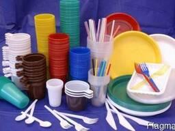 Наборы дноразовой посуды
