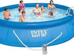 Надувной бассейн Intex Easy Set / 26166NP (457x107)