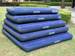 Надувной матрас Intex (усиленный) 137х191х25см, арт.64758